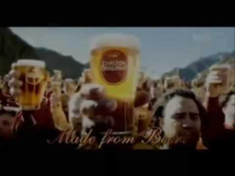It s A Big Ad. Carlton Draught Epic Beer Commercial
