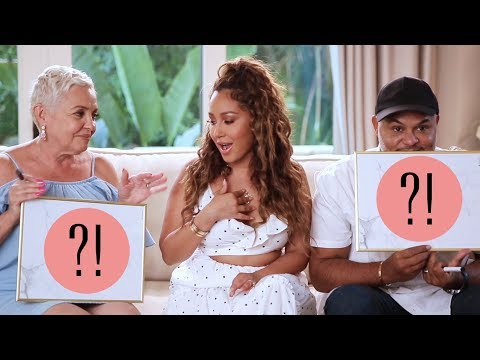 Who Knows Me Better (Mom vs Husband) | All Things Adrienne
