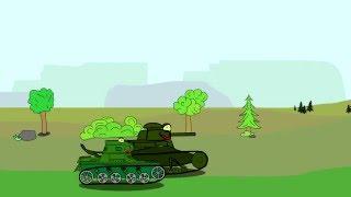 World Of Tanks   ( Мультик про Арту)) )