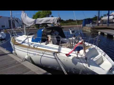 ELAN 34 Boat For Sale - Sold