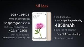 Опыт эксплуатации Xiaomi MI MAX. 1.5 месяца эксплуатации.