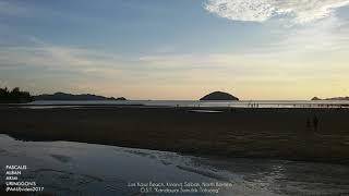 Lok Kawi beach, Kinarut, Sabah, North Borneo