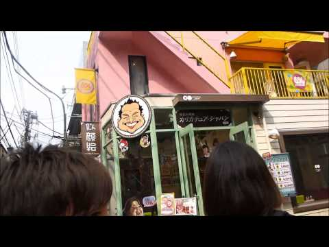Journey In Japan - Return to Tokyo: Harajuku and Shibuya