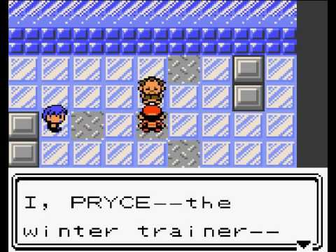 Let's Play Poke'mon Crystal! [SMG] - 32 - Pryce & Ice!