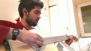 'My heart goes on' classical guitar cover