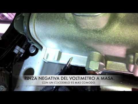 Sensor Marcha Atr 225 S M4v Youtube