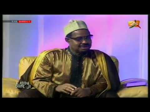 Ahmed Khalifa Niass dans Kaddu Diiné Dji du Vendredi 10 Juillet 2015   2sTV