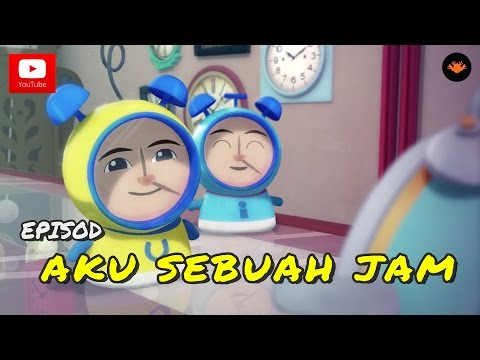 Upin  amp  Ipin Musim 10   Aku Sebuah Jam HD  Full Episode