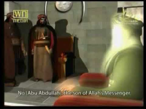 Muharram.shiatv.net - 3d Animated Movie - Safar E Karbala - 2 Of12.mp4 video