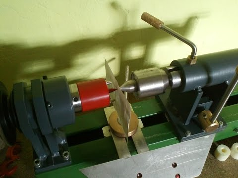 Задняя бабка на токарный станок по дереву своими руками