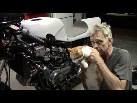 Project Honda Sabre Cafe Part 20