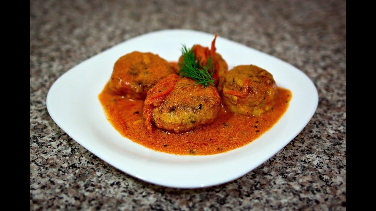Рецепт тефтели в томатном соусе фото