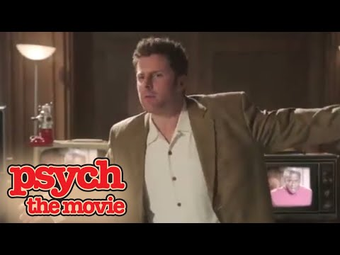 Psych Music Video - Don't You Forget About Me