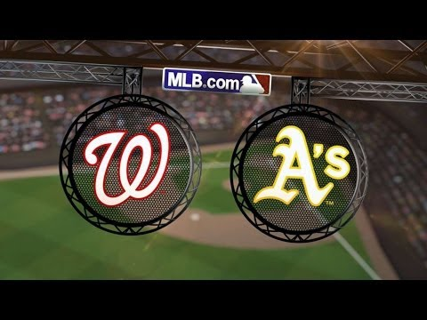 5/11/14: Norris gets two three-run homers in A's win
