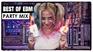 BEST OF EDM - Electro House Party Bigroom Music Mix 2018