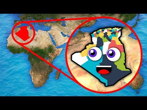 Algeria Geography/Algeria Country/Algeria