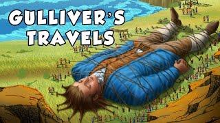 Gulliver's Travels | Children's Stories | FunKiddzTV