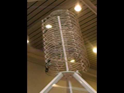 Victor Valley High School 2009 Junior Olympics Fun: Explora!'s Gravity Defying Balls