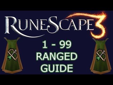 Runescape 3 Range 1-99 (f2p) guide