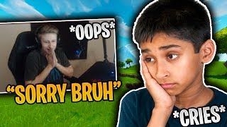 Symfuhny Gets KID Bullied For Buying His MERCH! *WTF* (Fortnite Funny & WTF Moments)
