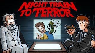 Brandon's Cult Movie Reviews: NIGHT TRAIN TO TERROR