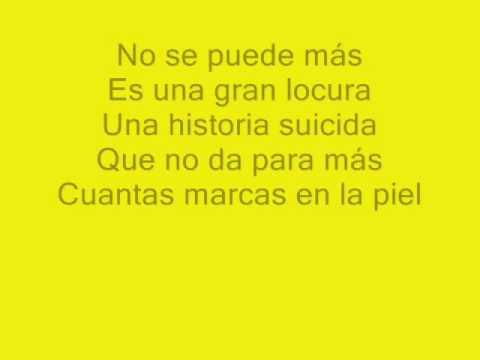 Erreway - No Se Puedo Mas
