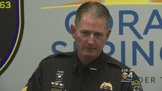 'It Comes On A Different Level For Me': Coral Springs Sgt. On School Shooting