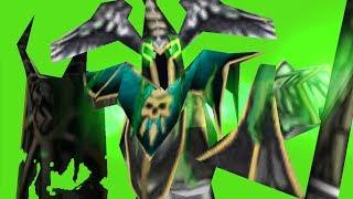Warcraft 3 - Random Creeps Gold Rush (4v4 #17)
