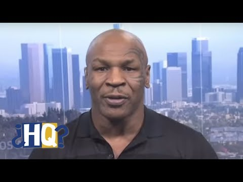 Really Awkward/Uncomfortable Interview With Mike Tyson