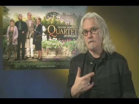 Quarter - Billy Connolly relished youthful role