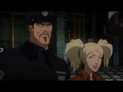 Batman: Assault on Arkham - Trailer