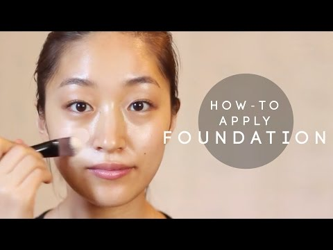 HOW-TO: Foundation - YouTube