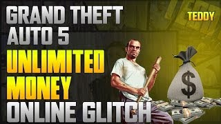GTA 5 Online: How To Get A Ton Of Money In Just 30 Seconds AFTER 1.4 PATCH!