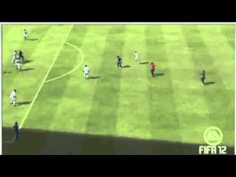 Fifa 12 – Gol spettacolare in rovesciata di Lionel Messi