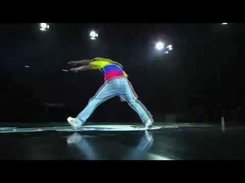 Bboy Lil G (speedy angels) Power Moves from Venezuela!