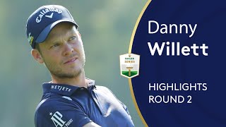 Danny Willett Highlights | Round 2 | 2019 Turkish Airlines Open