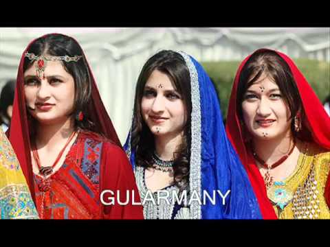 Pashto New Song Nan Las Da Meeni Raka video