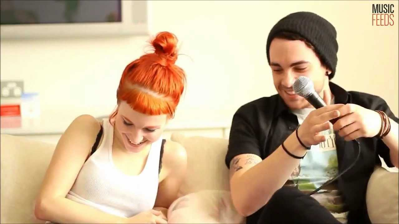 Hayley Williams talks about Paramore Hayley Tattoos