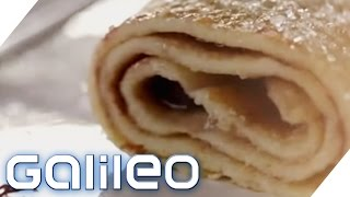 Der perfekte Pfannkuchen | Galileo Lunch Break
