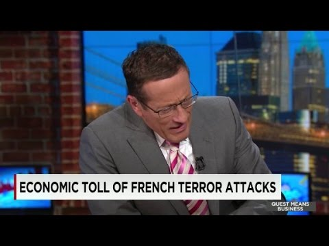 French business confidence hurt after Paris attacks