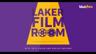 Laker Film Room Podcast - Lonzo Ball, Brandon Ingram & the Lakers Starting Lineup