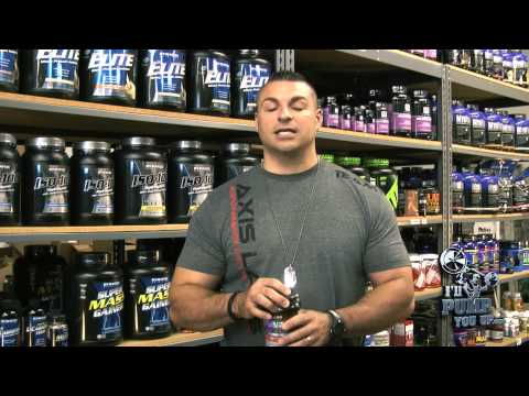 Axis Labs N' Gage Supplement Review Featuring Taste Test!
