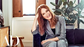 Inside Julianne Moore's New York City Townhouse | Celebrity Homes | Architectural Digest