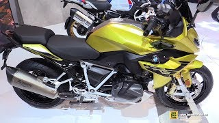 2019 BMW R1250 RS - Walkaround - Debut at 2018 EICMA Milan