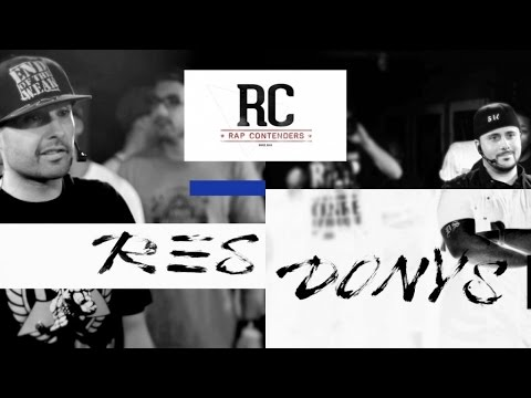 Rap Contenders Edition 8 - Dony S. vs RES