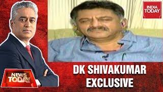 Endgame Nearing For HD Kumaraswamy?  | DK Shivakumar Exclusive Interview With Rajdeep Sardesai