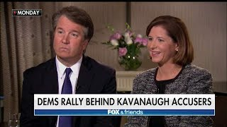 Stuckey on Criticism of Kavanaugh's Wife: It's 'Believe All Women' Who Advance the Leftist Agenda