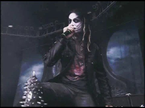 "Dimmu Borgir ""Spellbound And Vredesbyrd"""