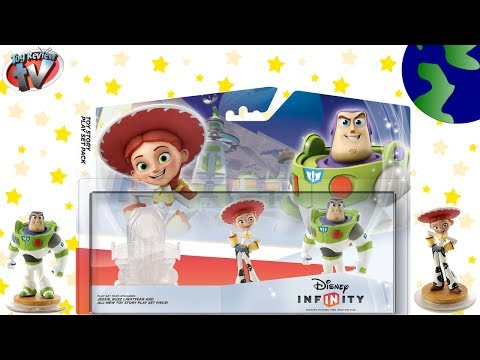 Disney Infinity Toy Story In Space Play Set Toy Review