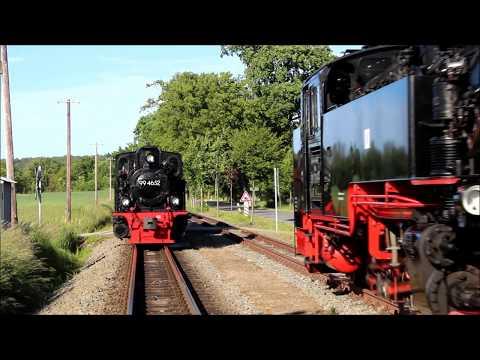 Bahnhofsfest des Rasender Roland 2017